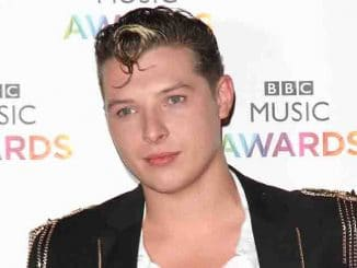 John Newman - BBC Music Awards 2014