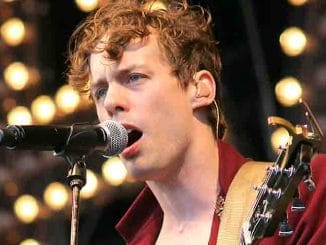 Johnny Borrell - Razorlight - Get Loaded in the Park 2011 Music Festival