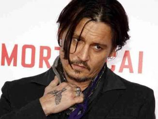 "Johnny Depp - ""Mortdecai"" Los Angeles Premiere"