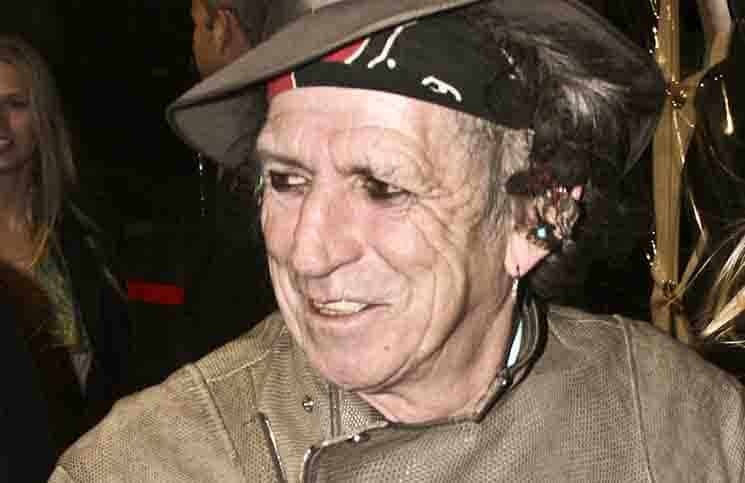 """Rolling Stones"": Keith Richards verspricht neues Album - Musik News"