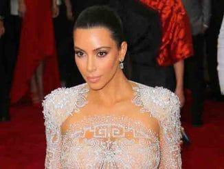 "Kim Kardashian - ""China: Through The Looking Glass"" Costume Institute Benefit Gala"