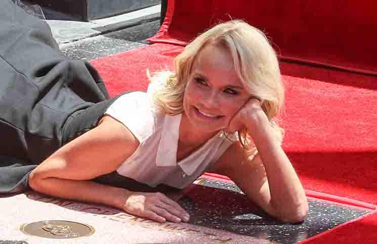 Kristin Chenoweth Honored with Star on the Hollywood Walk of Fame