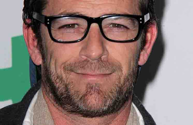 Luke Perry - Global Green USA's 10th Annual Pre-Oscar Party