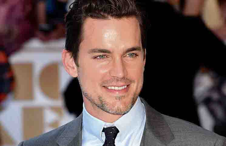 "Matt Bomer - ""Magic Mike XXL"" European Premiere"