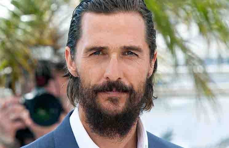 Matthew McConaughey - 68th Annual Cannes Film Festival