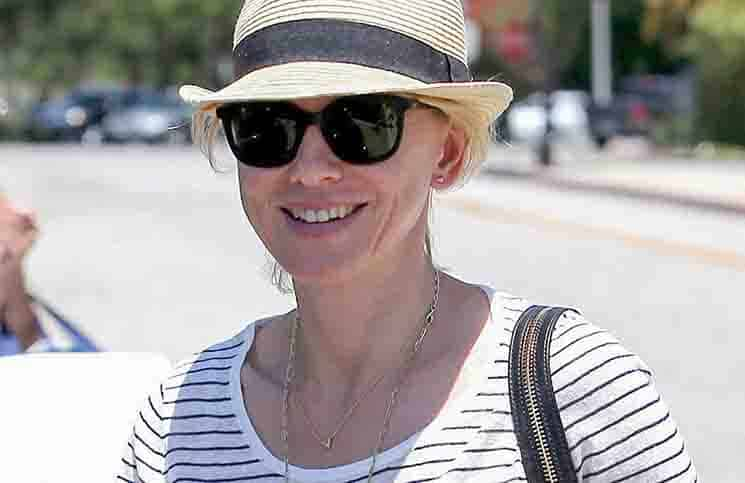 Naomi Watts Sighted in Los Angeles on June 8, 2015