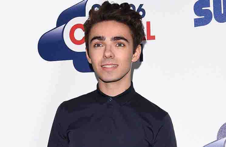 Nathan Sykes - 95-106 Capital FM Summertime Ball 2015