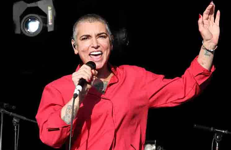 Sinead O'Connor - Camp Bestival 2014