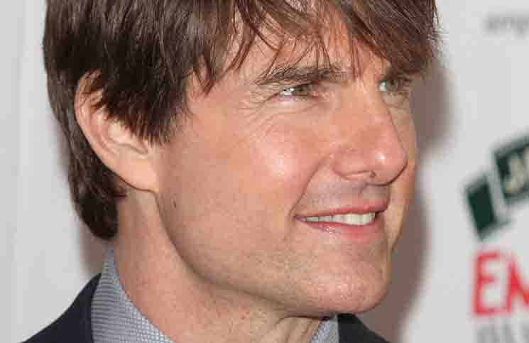Tom Cruise - Jameson Empire Film Awards 2014