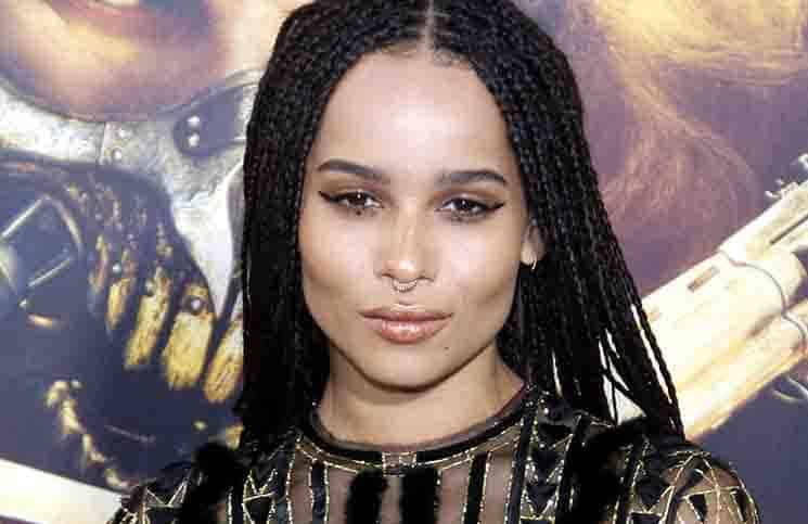"Zoe Kravitz - ""Mad Max: Fury Road"" Los Angeles Premiere"