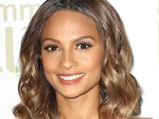 Alesha Dixon - 2015 Together for Short Lives Midsummer Ball