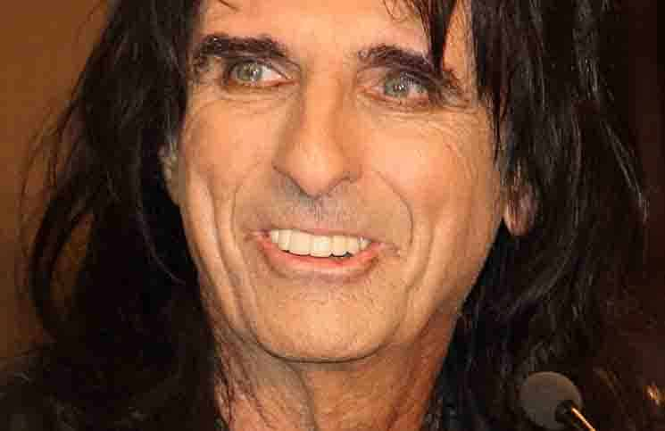 Alice Cooper - Motley Crue Last Ever European Press Conference