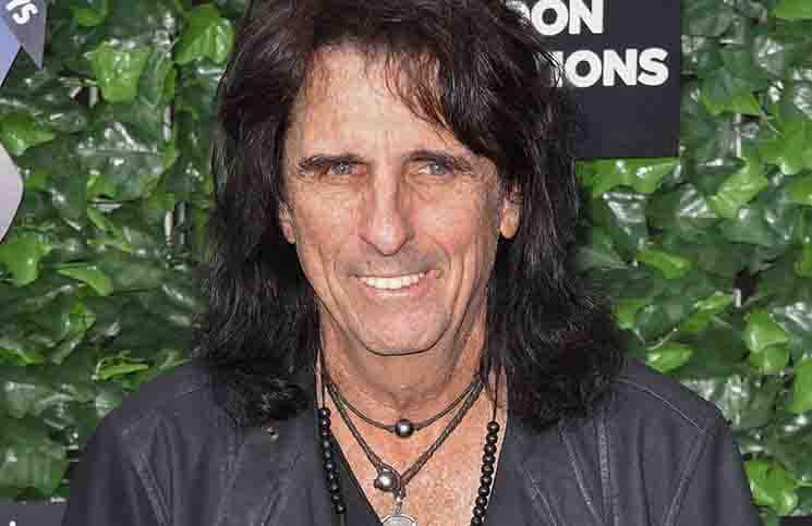 Alice Cooper - One For The Boys Fashion Ball 2015