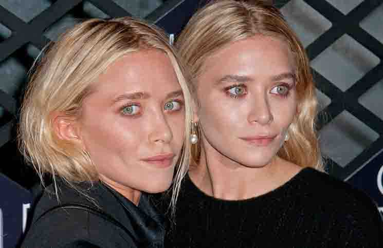 Mary-Kate Olsen and Ashley Olsen - 2014 Lexus Design Disrupted Event