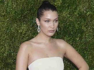 Bella Hadid - 69th Annual Tony Awards