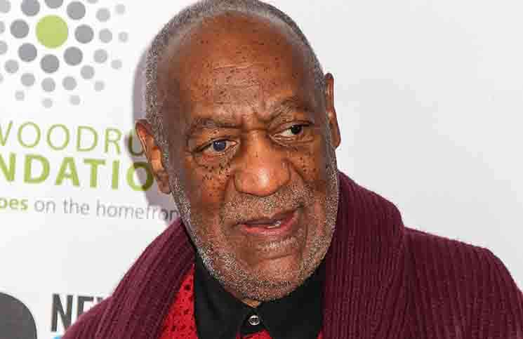 "Bill Cosby - 7th Annual ""Stand Up For Heroes"" Event"