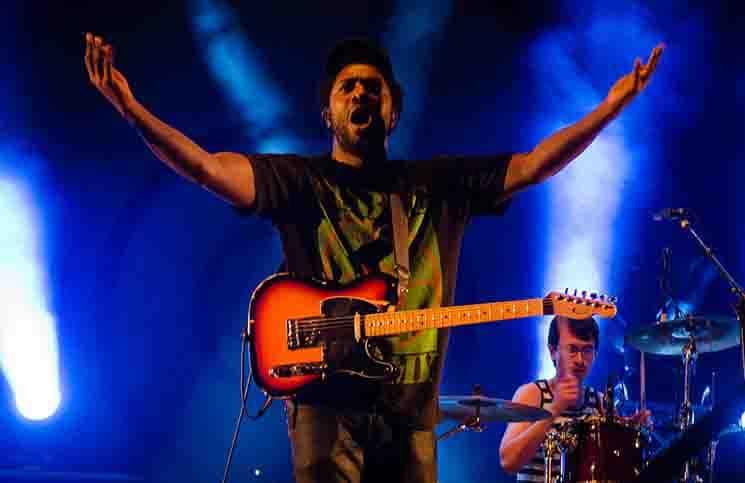 Bloc Party - Super Bock Super Rock 2012