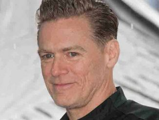 Bryan Adams Honored with a Star on the Hollywood Walk of Fame on March 21, 2011