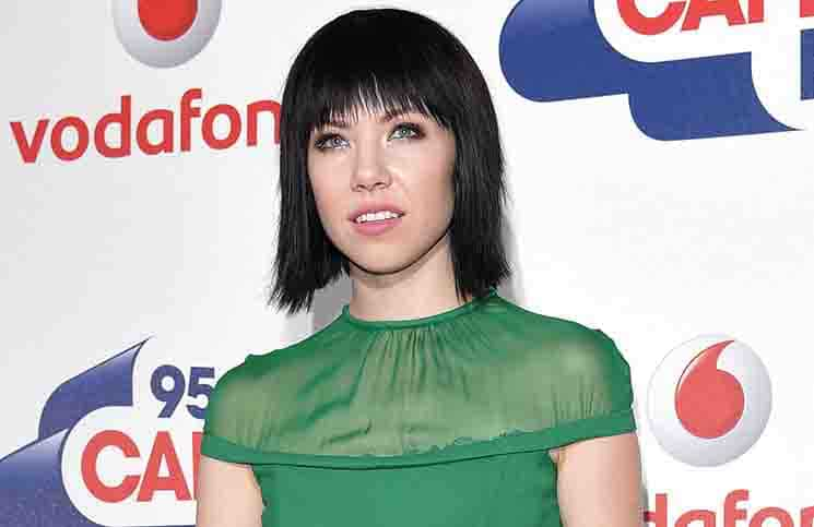 Carly Rae Jepsen - 95-106 Capital FM Summertime Ball 2015 with Vodafone