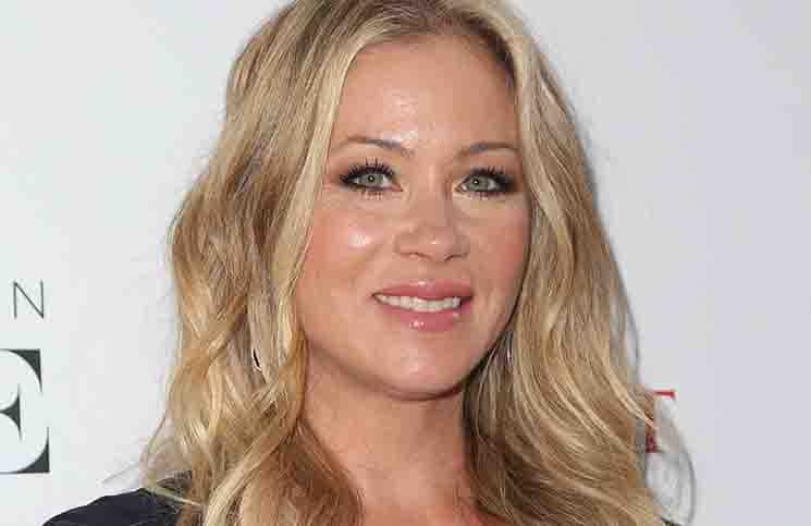 Christina Applegate - 5th Annual Celebration of Dance Gala