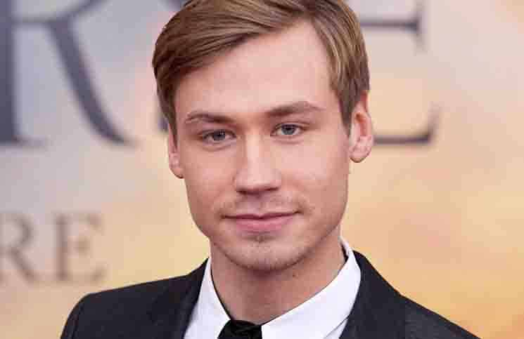 "David Kross - ""War Horse"" World Premiere"