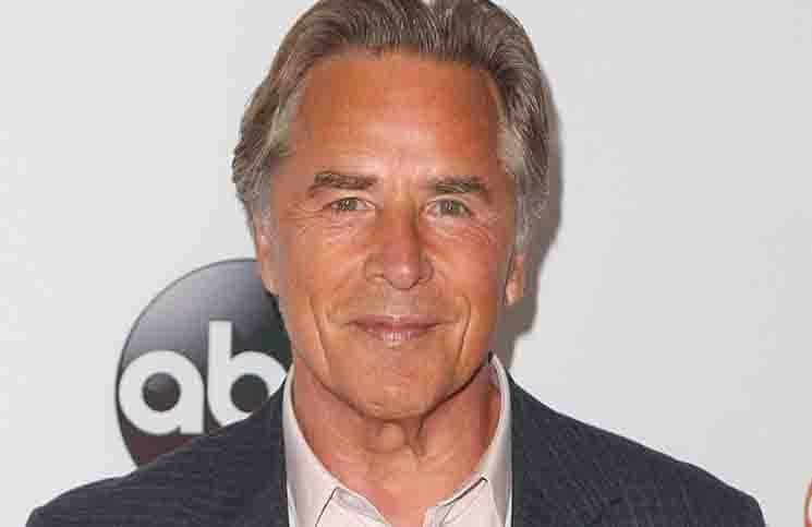 Don Johnson - Disney ABC Television Group's 2015 TCA Summer Press Tour