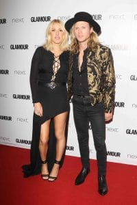 Ellie Goulding and Dougie Poynter - Glamour Magazine Woman of the Year Awards 2015