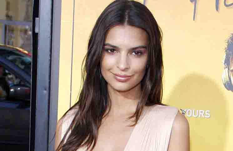 "Emily Ratajkowski - ""We Are Your Friends"" Los Angeles Premiere"