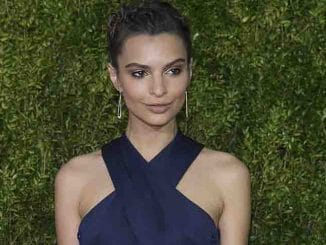 Emily Ratajkowski - 69th Annual Tony Awards