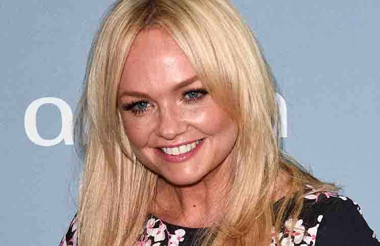 Emma Bunton - Arqiva Commercial Radio Awards 2015