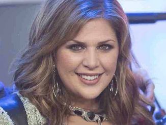 Hillary Scott - Lady Antebellum Visit The Marilyn Denis Show in Toronto