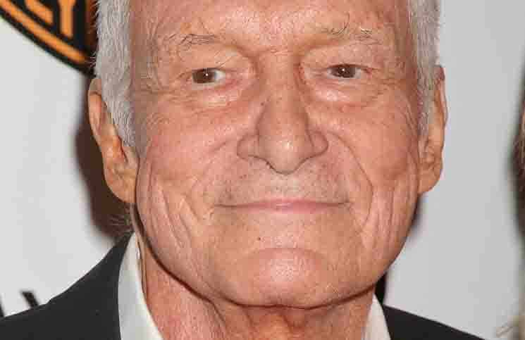 Hugh Hefner - Playboy's 2011 Playmate of the Year Celebration