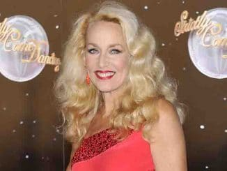 "Jerry Hall - ""Strictly Come Dancing"" 2012 Series Launch"