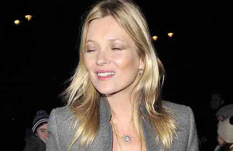 "Kate Moss - ""David Bailey: Bailey's Stardust"" Photography Retrospective VIP Private View"