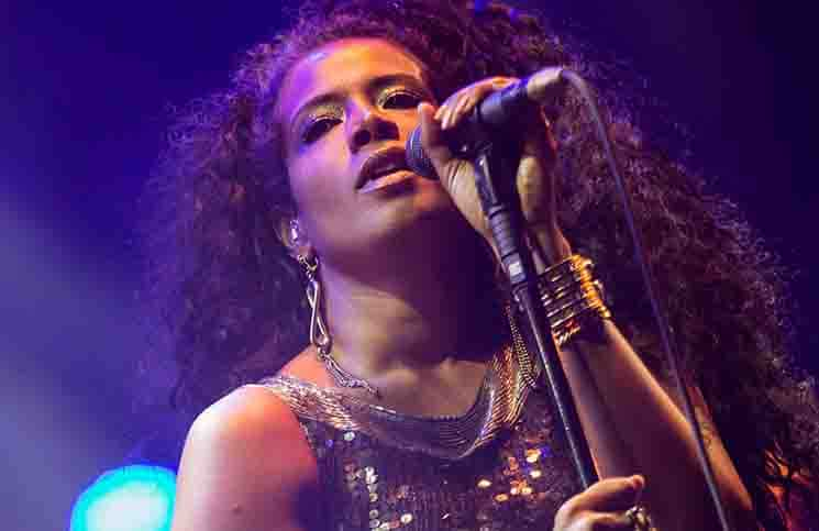Kelis - Optimus Alive 2014 Music Festival