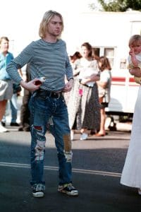 Kurt Cobain - 1993 MTV Video Music Awards