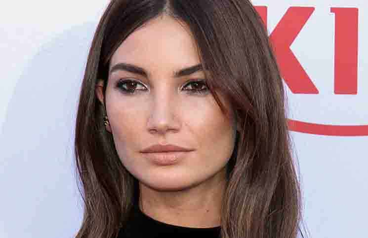 Lily Aldridge - 2015 Billboard Music Awards