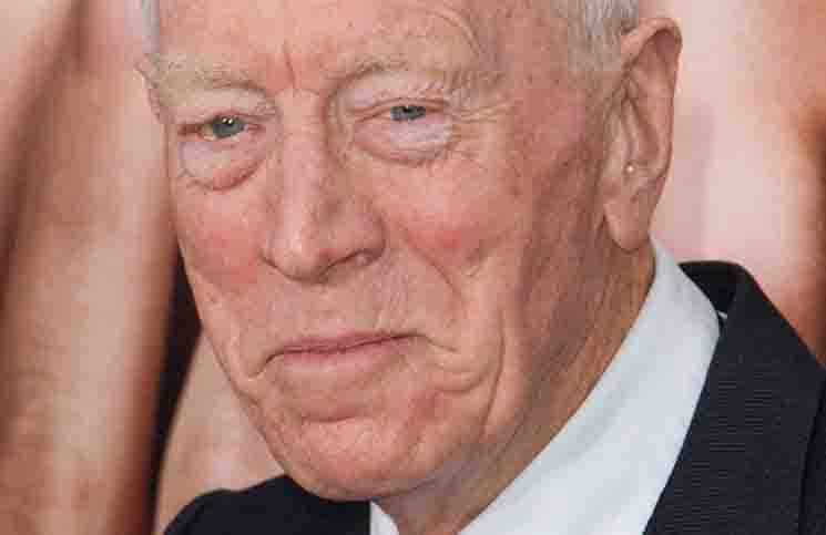 "Max von Sydow - ""Extremely Loud and Incredibly Close"" New York City Premiere"