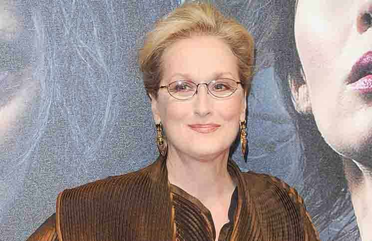 "Meryl Streep - ""Into the Woods"" UK Gala Screening"