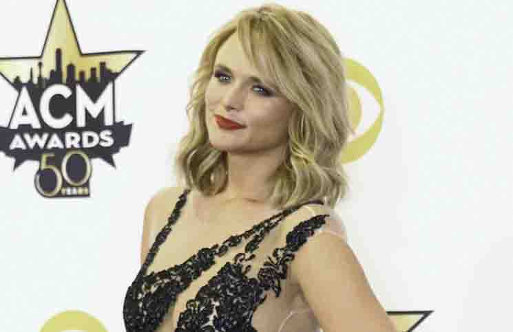 Miranda Lambert - 50th Annual Academy of Country Music Awards