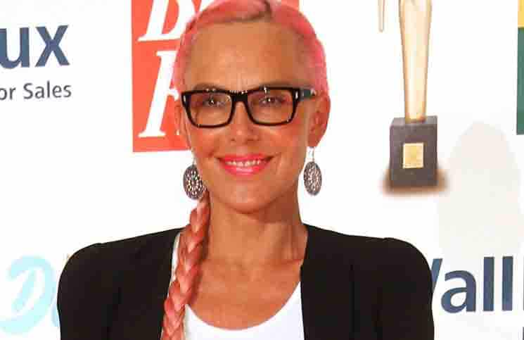 "Natascha Ochsenknecht: ""Stepping Out"" ist eine Herausforderung - TV News"