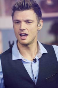 Nick Carter and Jordan Knight Visit The Marilyn Denis Show in Toronto on October 6, 2014