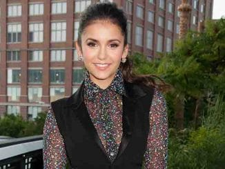 Nina Dobrev - 2015 People StyleWatch Fall Fashion Party