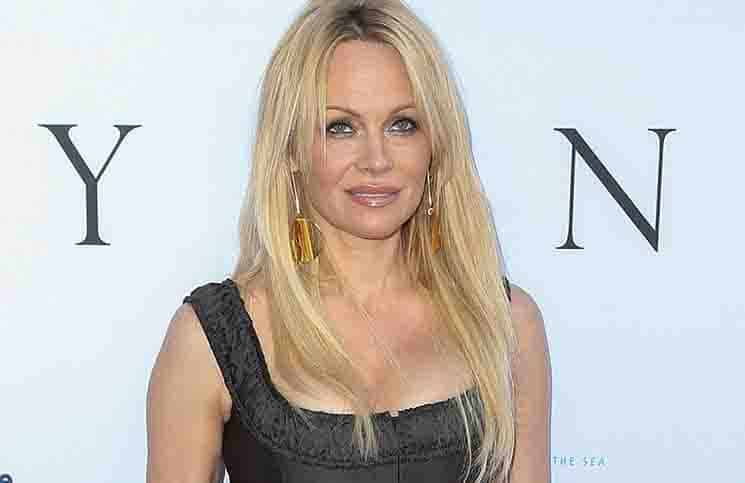 "Pamela Anderson - ""Unity"" Documentary World Premiere"