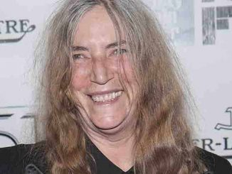 Patti Smith - 51st Annual New York Film Festival