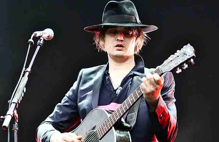 Pete Doherty - Rock im Park Music Festival 2012