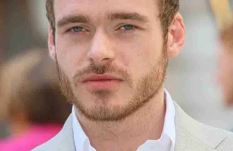 Richard Madden - 2015 Royal Academy of Arts Summer Exhibition