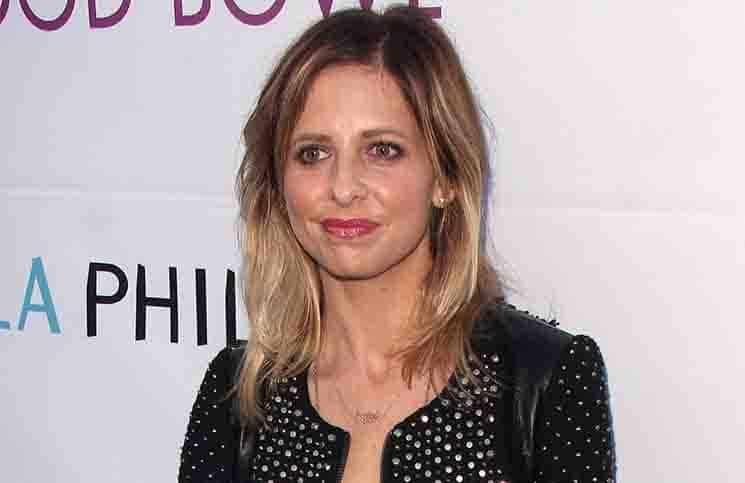 Sarah Michelle Gellar - 2014 Hollywood Bowl Opening Night and Hall of Fame Ceremony