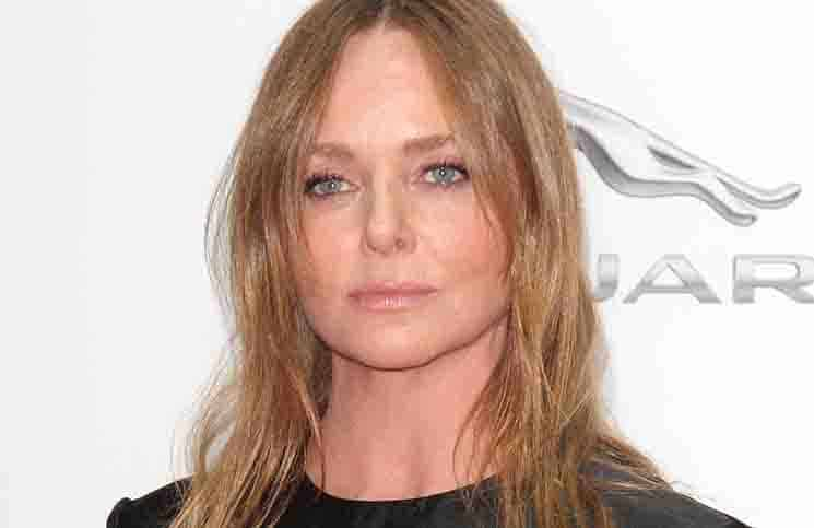 Stella McCartney - Jaguar XE Sport Saloon Global Launch Party and Show