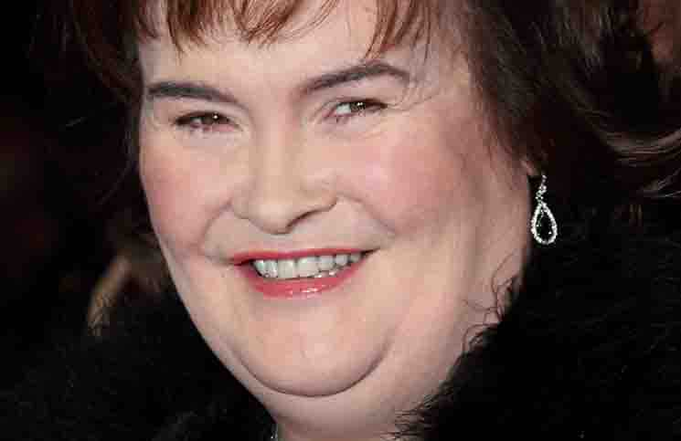 Susan Boyle - Pride of Britain Awards 2012